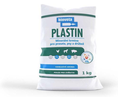 Plastin sypký 1 kg