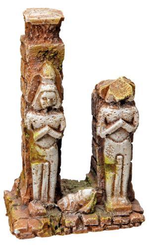 Nobby akvarijní dekorace egypské sochy 6,7 x 4,5 x 10,6 cm