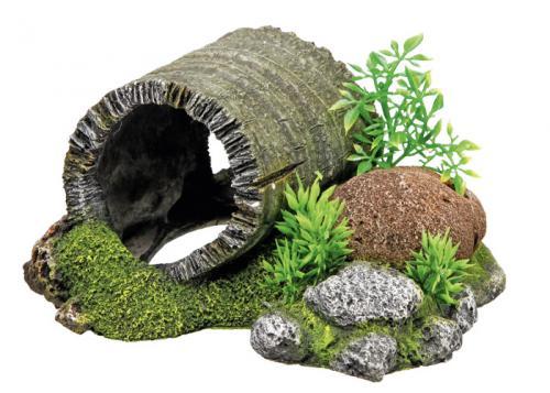 Nobby akvarijní dekorace tunel døevo 18,5 x 15,5 x 9 cm