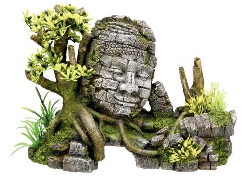 Nobby akvarijní dekorace socha oblièej 25 x 12,5 x 18 cm