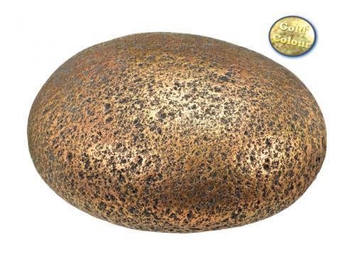 Nobby akvarijní dekorace kámen zlaté barvy 18,5 x 15 x 10 cm