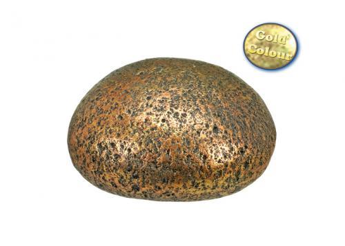 Nobby akvarijní dekorace kámen zlaté barvy 7,5 x 6,5 x 4,5 cm