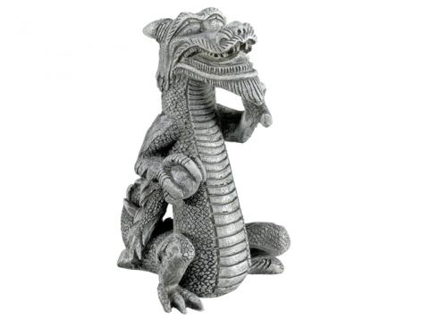 Nobby akvarijní dekorace drak 9 x 7,5 x 12,1cm