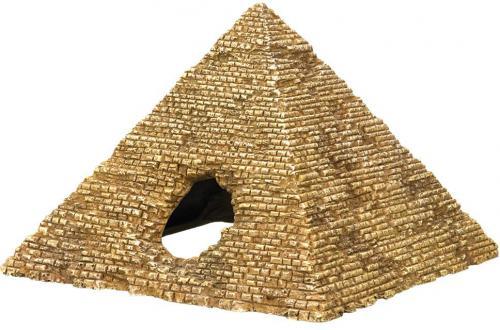 Nobby akvarijní dekorace pyramida 14,5 x 14,2 x 10 cm