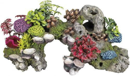 Nobby akvarijní dekorace umìlý korál 28 x 12 x 13,5 cm
