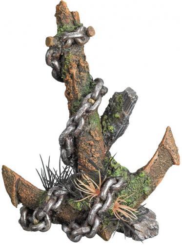 Nobby akvarijní dekorace kotva 14,5 x 10 x 19 cm