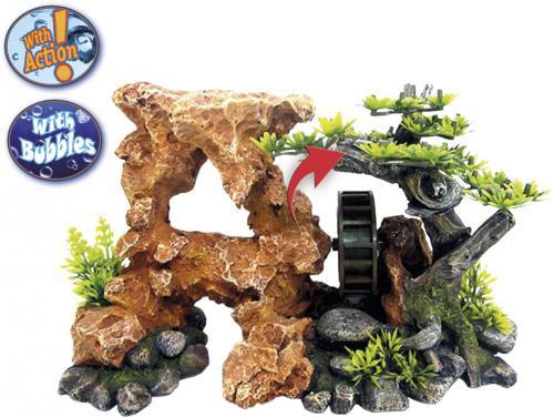 Nobby akvarijní dekorace skála 26,8 x 12,5 x 17 cm