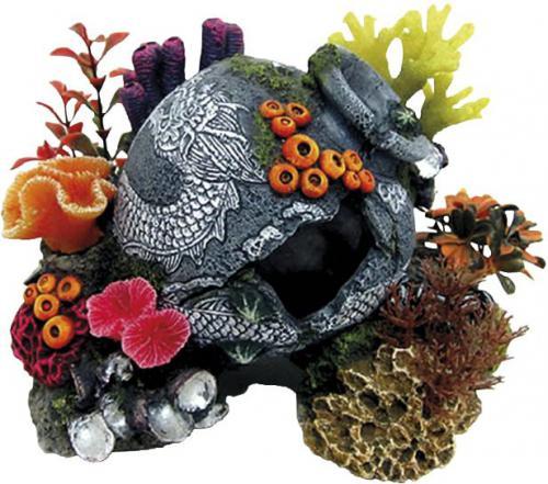 Nobby akvarijní dekorace džbán 22,5 x 16 x 16 cm
