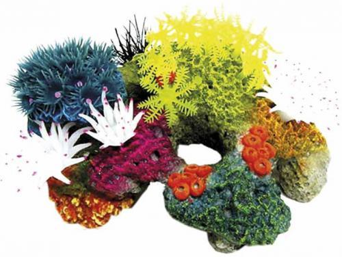 Nobby akvarijní dekorace korálový kámen 22,5 x 18 x 12 cm