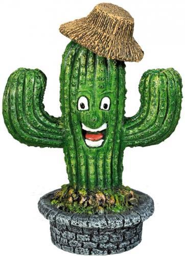 Nobby akvarijní dekorace kaktus 8 x 5,8 x 11 cm