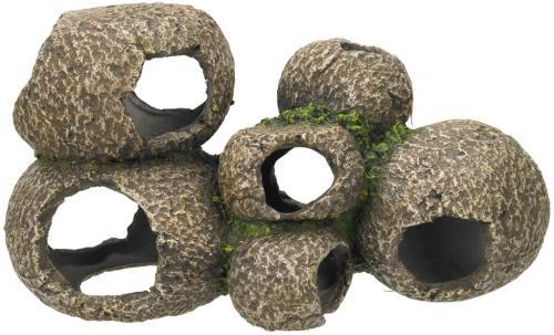 Nobby akvarijní dekorace Naskládané kameny 24,5 x 14,5 x 13 cm