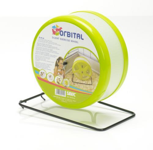 Savic Orbital tichý kolotoè 18 cm zelená