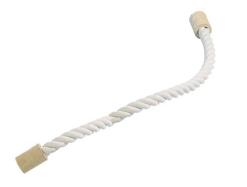 Nobby upevòovací bavlnìné lano pro papoušky 120cm
