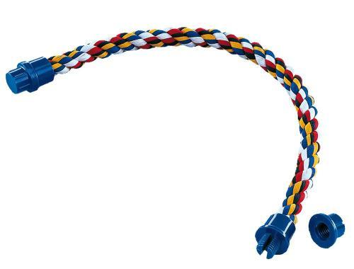 Nobby upevòovací bavlnìné lano pro papoušky 30mm x 72cm