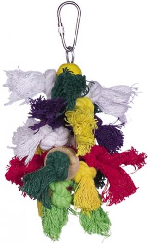 Nobby aktivní hraèka pro papoušky 15 x 8 cm