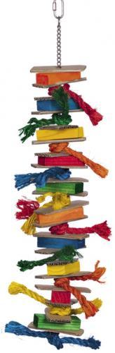 Nobby aktivní hraèka pro papoušky 60 x 17 cm