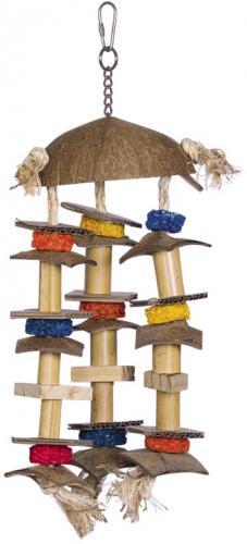 Nobby aktivní hraèka pro papoušky 38 x 14 cm