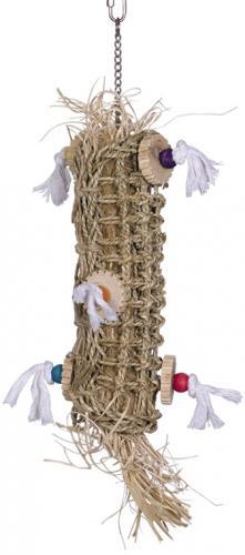 Nobby aktivní hraèka pro papoušky cylindr z moøské øasy 52 x 14 cm