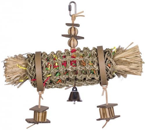 Nobby aktivní hraèka pro papoušky moøská øasa cylindr 29 x 33 cm