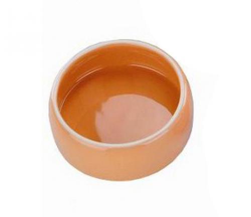 Nobby Luke keramická miska 125ml oranžová