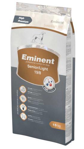 Eminent Dog Senior & Light 15 kg
