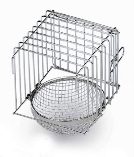 Nobby drátìné hnízdo pro kanárky 15x10x10cm