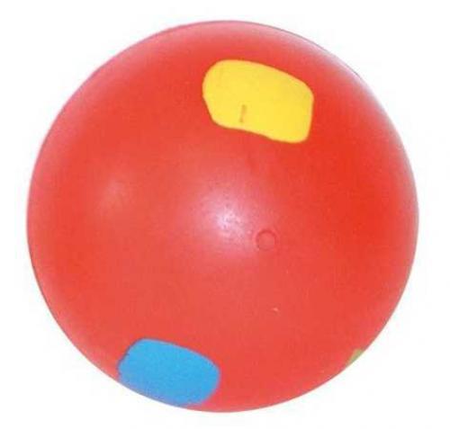Hraèka pes - míè plný TG 5 cm