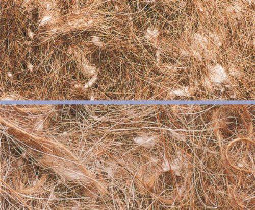 Nobby hnízdní materiál zvíøecí srst + rostlinná vlákna 50g