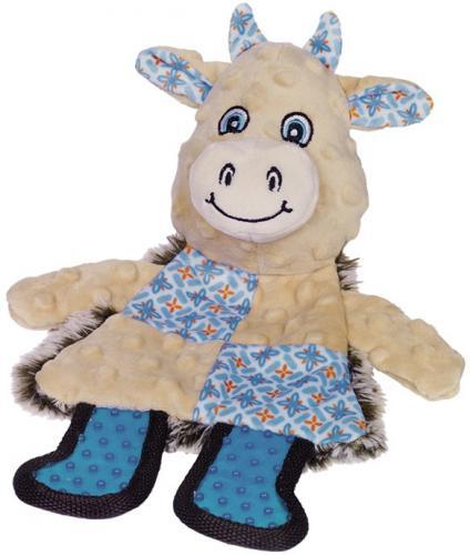 Nobby plochá hraèka pro psy kravièka 30 cm