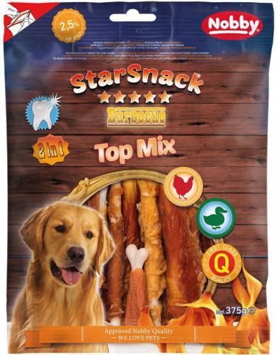 Nobby StarSnack BBQ Top Mix pamlsky 375g
