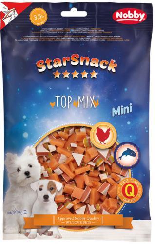 Nobby StarSnack Mini Top Mix pamlsky pro malé psy 180g