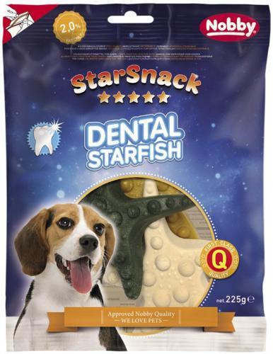 Nobby StarSnack Dental Starfish dentální hvìzdice 12cm / 225g