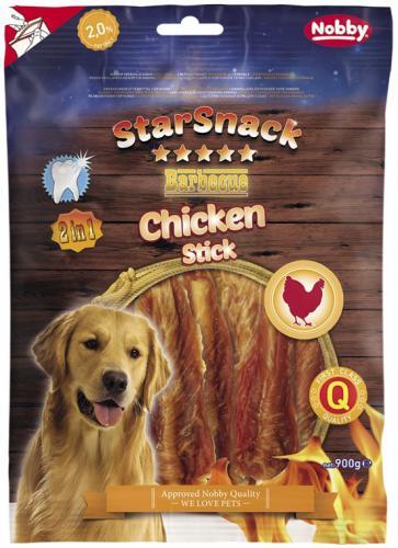 Nobby StarSnack BBQ Chicken Stick tyèky s kuøecím 990g