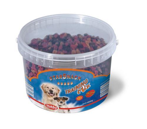 Nobby StarSnack Training Mix kyblík pamlsky 1,8kg