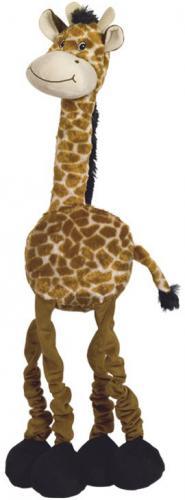 Nobby Long plyšová natahovací hraèka pro psa žirafa 72 cm