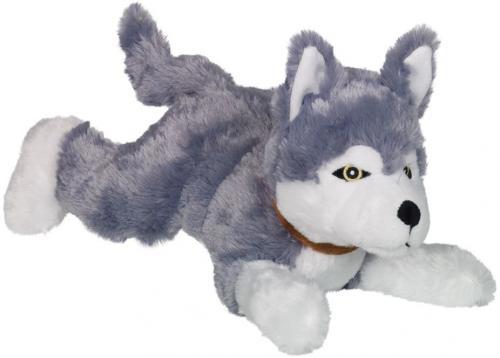 Nobby hraèka pro psy ležící Husky 35 cm