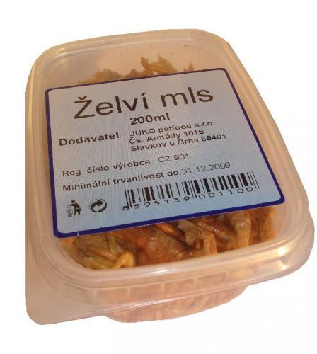 Želví mls - vodní živoèichové 200 ml