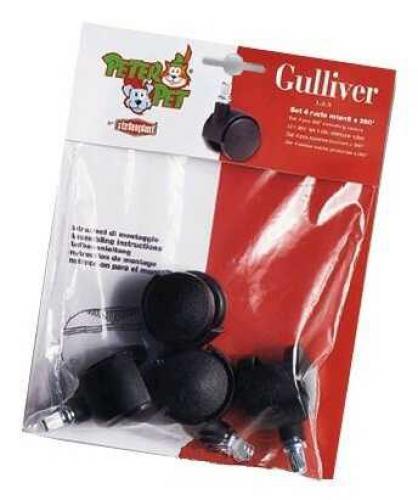 Koleèka Gulliver sada na typ 1-2-3