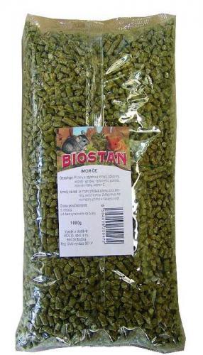 BIOSTAN morèe granulát 1 kg