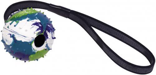 Nobby gumová hraèka pro psy s lanem 39 cm