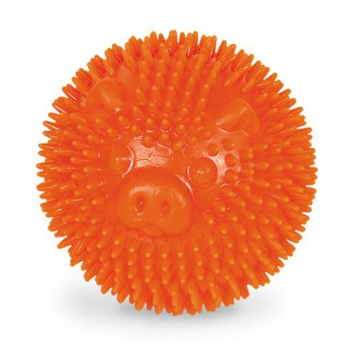 Nobby TRP hraèka oranžový míèek plovoucí 6,5cm