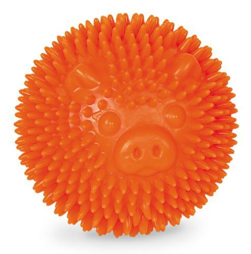 Nobby TRP hraèka oranžový míèek plovoucí 8cm
