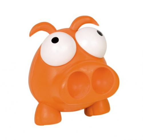 Nobby hraèka pro psa vykulené prase 6cm