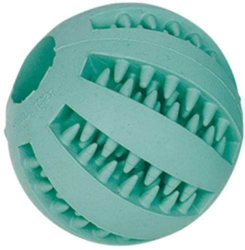 Nobby Dental hraèka pro psy gumový malý míè s mátou 5cm