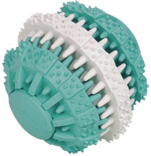 Nobby Dental hraèka pro psy gumový malý míè s mátou 6cm