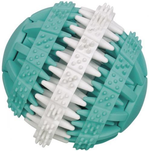 Nobby Dental hraèka pro psy gumový velký míè s mátou 7cm