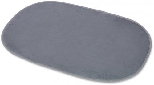 Nobby Classic SIAK tenká podložka šedá 66x42cm