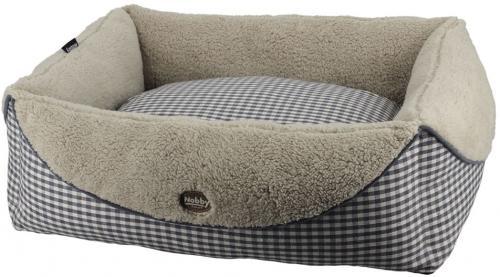 Nobby XAVER obdelníkový pelíšek šedá 70x56x21cm