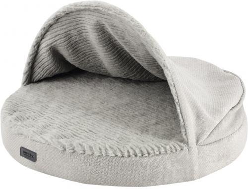 Nobby LAGO pohodlná matrace s kapsou svìtle šedá 65 x 7 / 30 cm