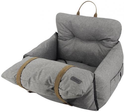 Nobby BENA cestovní pelíšek pro psy šedá 60x50x43cm